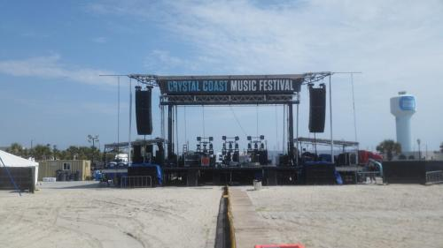 Crystal coast Music Fest